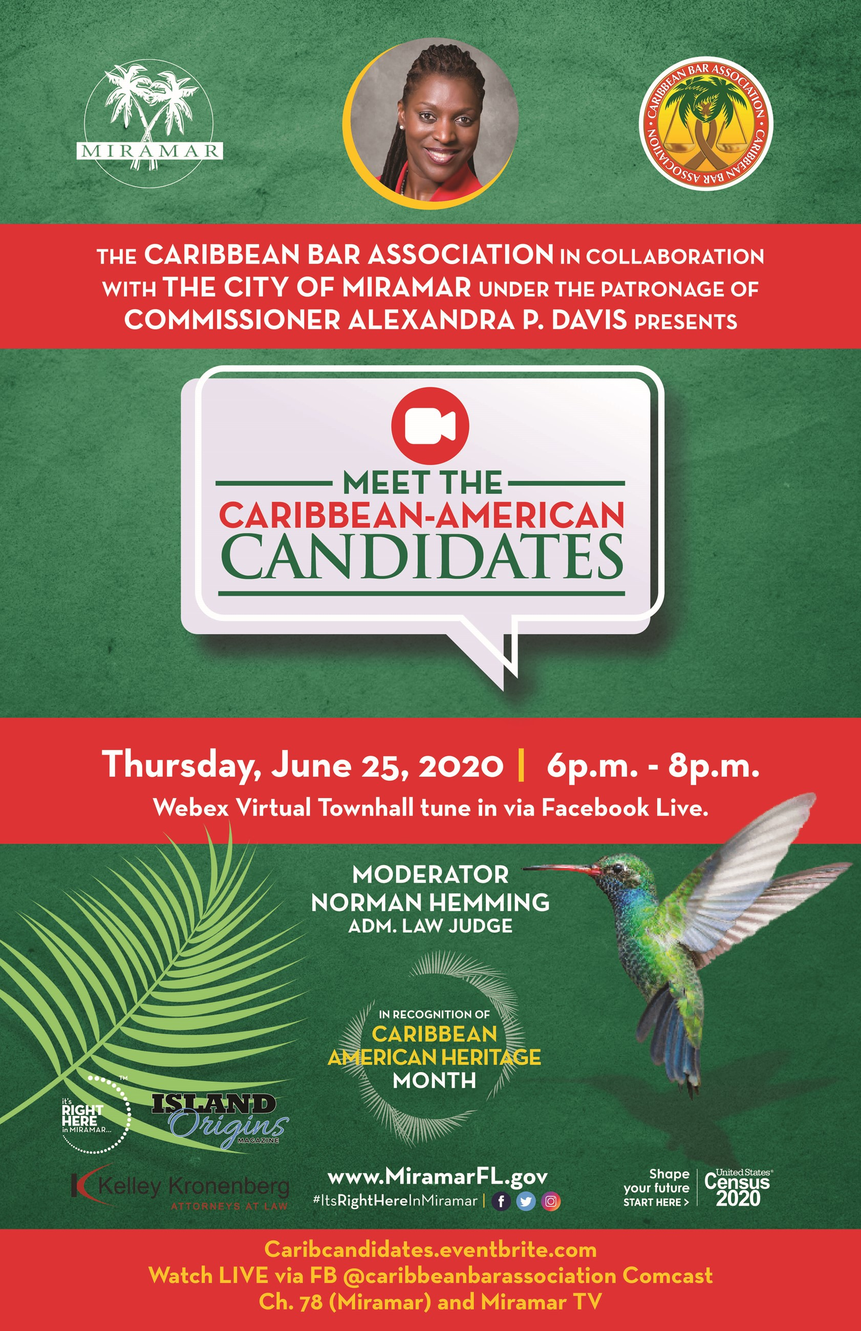 Commissioner Davis Meet the Candidates Forum
